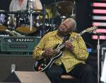 B.B. King at Eric Clapton's Crossroads Guitar Festival